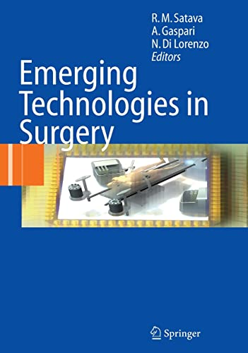 9783540395997: Emerging Technologies in Surgery