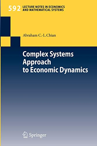 9783540397526: Complex Systems Approach to Economic Dynamics (Lecture Notes in Economics and Mathematical Systems)