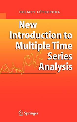 9783540401728: New Introduction to Multiple Time Series Analysis