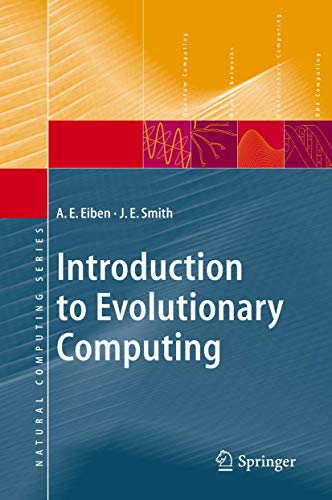 9783540401841: Introduction to Evolutionary Computing