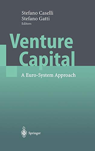 9783540402343: Venture Capital: A Euro-System Approach