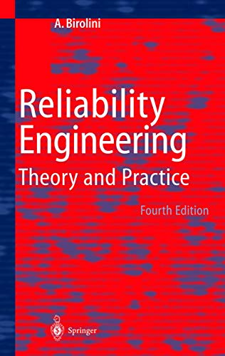9783540402879: Reliability Engineering: Theory and Practice