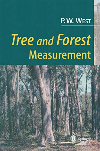 9783540403906: Tree and Forest Measurement