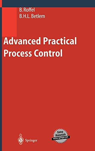 9783540404804: Advanced Practical Process Control (Advances in Soft Computing)
