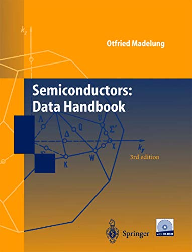9783540404880: Semiconductors: Data Handbook