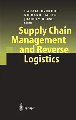 9783540404910: Supply Chain Management and Reverse Logistics