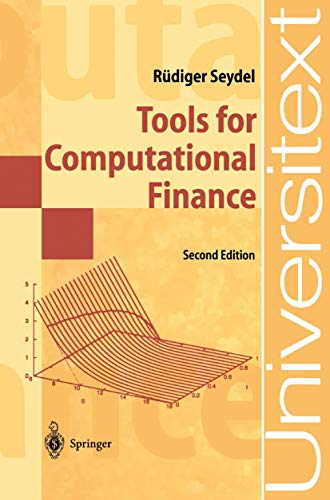 9783540406044: Tools for Computational Finance (Universitext)