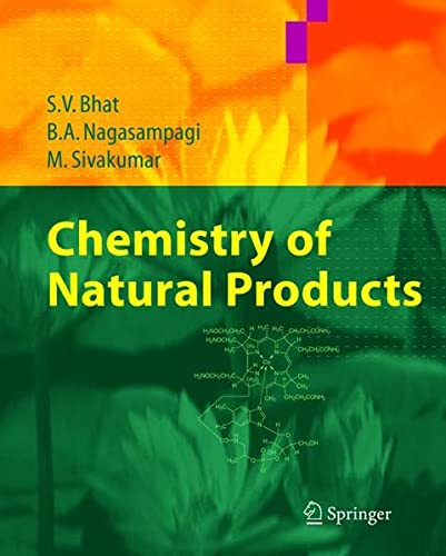 9783540406693: Chemistry of Natural Products