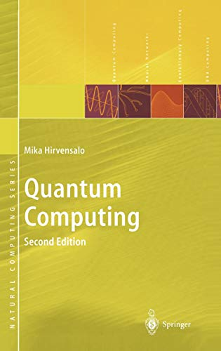 9783540407041: Quantum Computing (Natural Computing Series)
