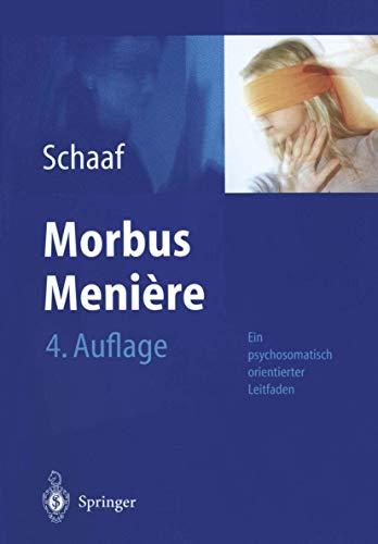 9783540407096: Morbus Menire: Ein Psychosomatisch Orientierter Leitfaden