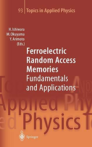 Ferroelectric Random Access Memories: Hiroshi Ishiwara