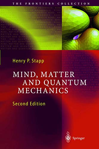 9783540407614: Mind, Matter and Quantum Mechanics (The Frontiers Collection)