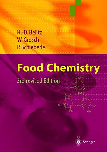 9783540408178: Food Chemistry
