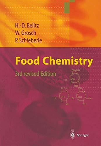 9783540408185: Food Chemistry