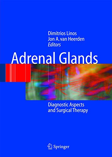 9783540410997: Adrenal Glands: Diagnostic Aspects and Surgical Therapy