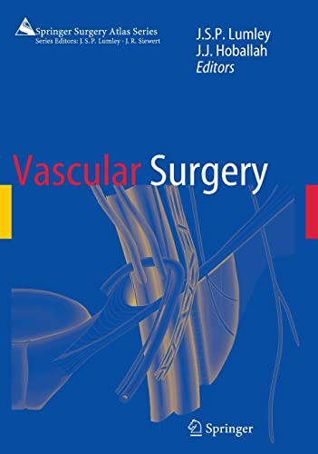9783540411024: Vascular Surgery (Springer Surgery Atlas Series)