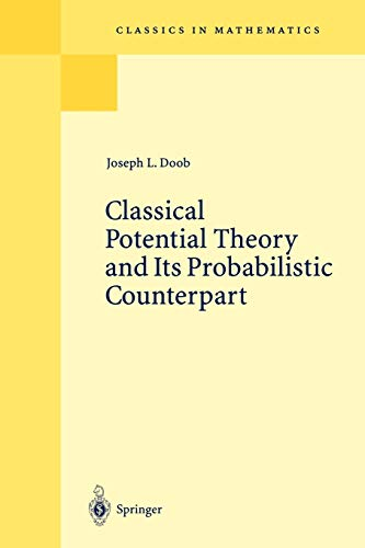 9783540412069: Classical Potential Theory and Its Probabilistic Counterpart
