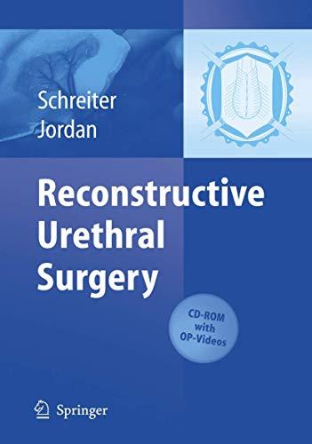 9783540412267: Reconstructive Urethral Surgery