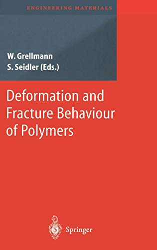 9783540412472: Deformation and Fracture Behaviour of Polymers (Engineering Materials)