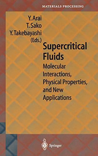 Supercritical Fluids: Yasuhito Arai