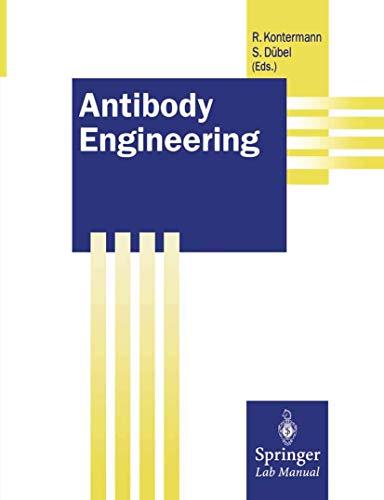 9783540413547: Antibody Engineering (Springer Lab Manuals)