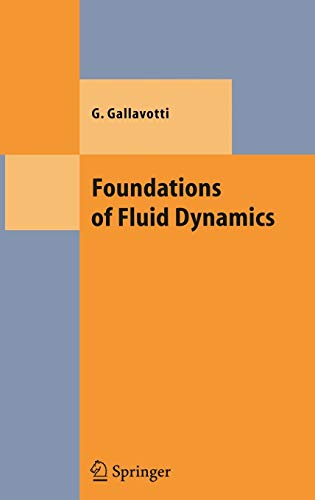 9783540414155: Foundations of Fluid Dynamics