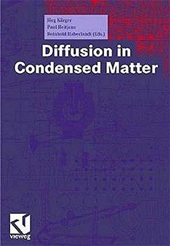 9783540415503: Diffusion in Condensed Matter