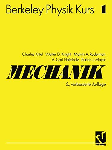 Mechanik: Charles Kittel; Walter