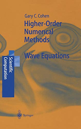 9783540415985: Higher-Order Numerical Methods for Transient Wave Equations