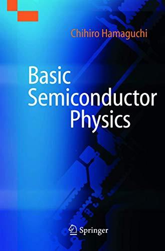 9783540416395: Basic Semiconductor Physics