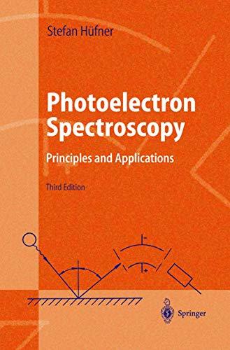 9783540418023: Photoelectron Spectroscopy