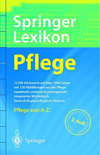 9783540418931: Springer Lexikon Pflege