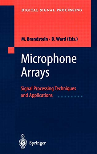 9783540419532: Microphone Arrays: Signal Processing Techniques and Applications (Digital Signal Processing)