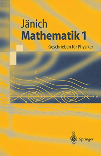 9783540419761: Mathematik 1.