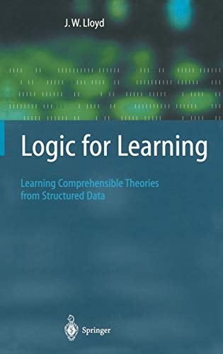 9783540420279: Logic For Learning