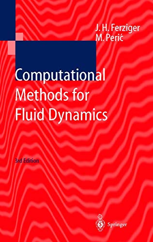 9783540420743: Computational Methods for Fluid Dynamics