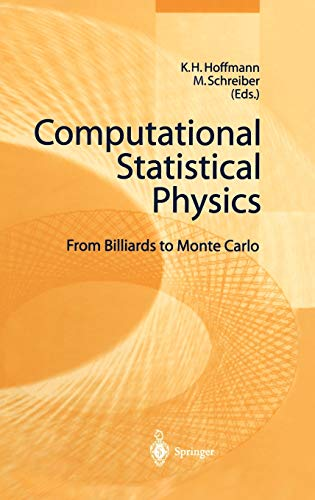9783540421603: Computational Statistical Physics: From Billards to Monte Carlo