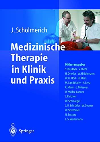 9783540422181: Medizinische Therapie in Klinik und Praxis (German Edition)