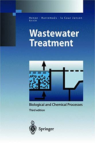 Wastewater Treatment: Mogens Henze