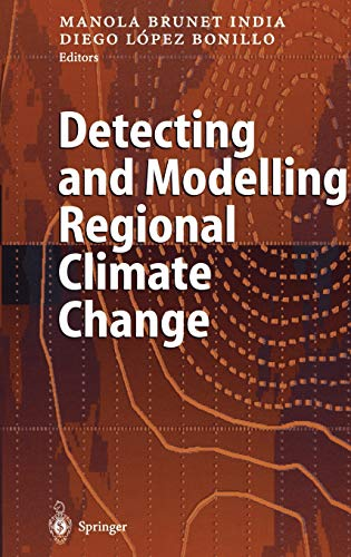 Detecting and Modelling Regional Climate Change