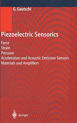 Piezoelectric Sensorics: Gustav Gautschi