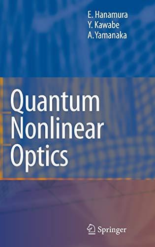 9783540423324: Quantum Nonlinear Optics (Advanced Texts in Physics)