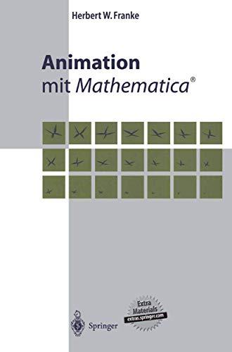 9783540423720: Animation mit Mathematica (German Edition)