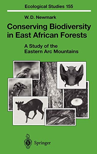 9783540424291: Conserving Biodiversity in East African Forests: A Study of the Eastern Arc Mountains (Ecological Studies)