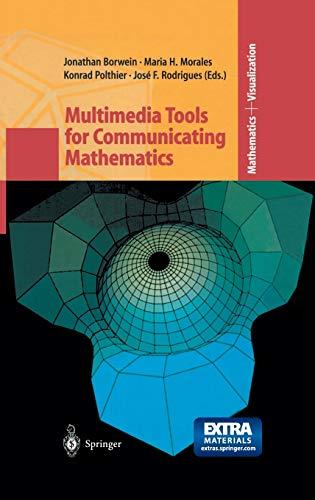 Multimedia Tools for Communicating Mathematics: Jonathan Borwein