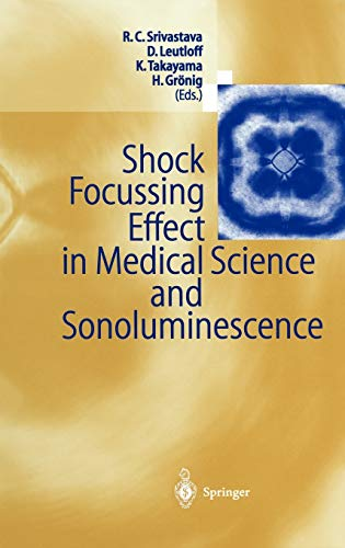 9783540425144: Shock Focussing Effect in Medical Science and Sonoluminescence