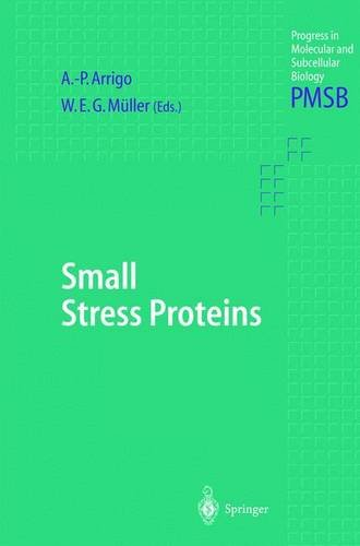 9783540425205: Small Stress Proteins (Progress in Molecular and Subcellular Biology)