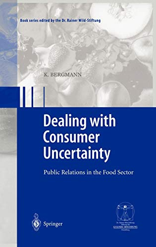 9783540425298: Dealing with Consumer Uncertainty