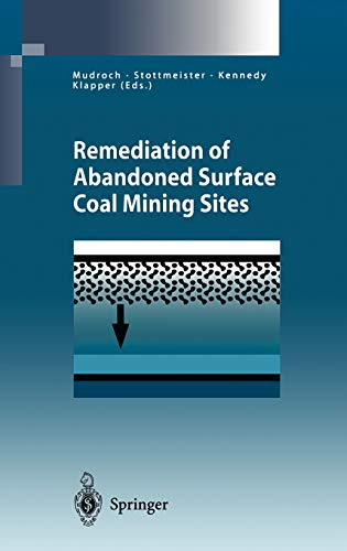 Remediation of Abandoned Surface Coal Mining Sites: A NATO-Project