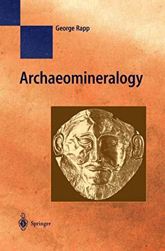 9783540425793: Archaeomineralogy